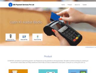 sbipspl.com screenshot