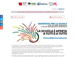 sbloccacontratto.it screenshot