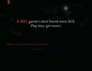 sbotik.com screenshot