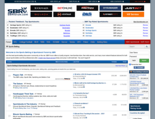 sbrforum.com screenshot