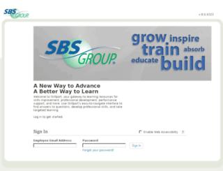 sbs.skillport.com screenshot