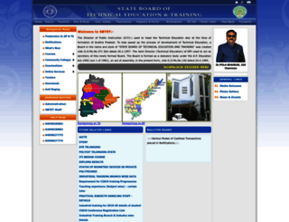 sbtetap.gov.in screenshot