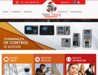 sc-enlinea.com screenshot