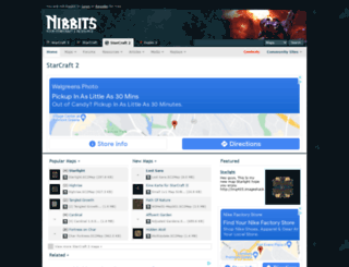 sc2.nibbits.com screenshot