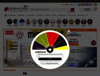 scalakitapci.com screenshot
