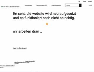 scale-bikes.de screenshot