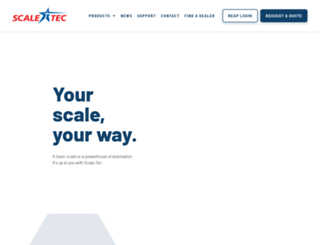 scale-tec.com screenshot
