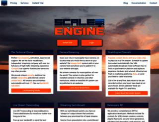 scaleengine.net screenshot