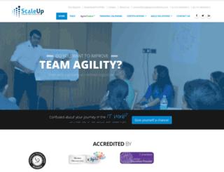 scaleupconsultants.com screenshot