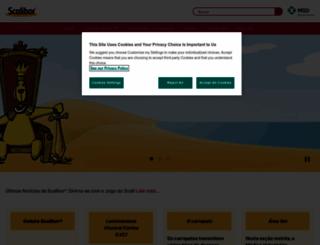 scalibor.com.br screenshot