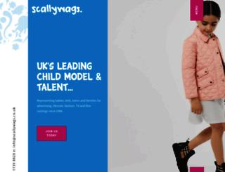 scallywags.co.uk screenshot