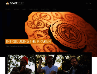 scamstuff.com screenshot