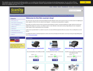 scandig.com screenshot