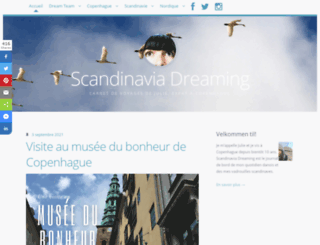 scandinaviadreaming.com screenshot
