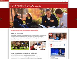 scandinavianstudy.com screenshot