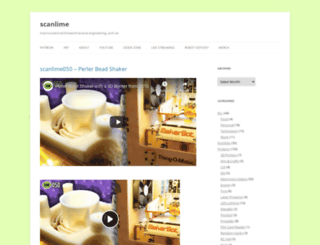 scanlime.org screenshot