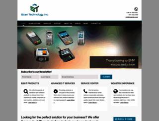 scantechnology.com screenshot