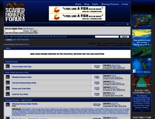 scaredmonkeys.net screenshot