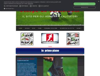 scarpe-da-calcio.com screenshot