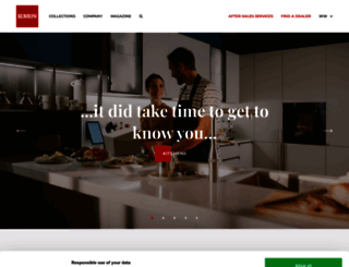 scavolini.com screenshot