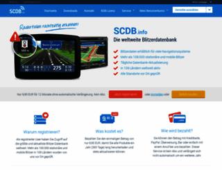 scdb.info screenshot