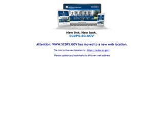 scdps.gov screenshot