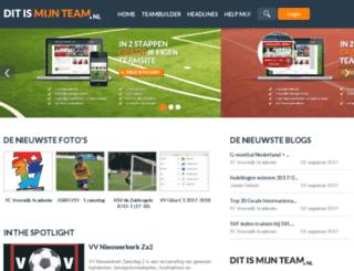 sce-e3.ditismijnteam.nl screenshot