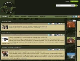 scenario-paintball.com screenshot