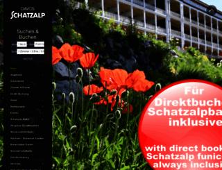schatzalp.ch screenshot