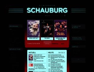 schauburg-dresden.de screenshot