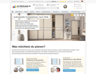 schiebetuer-manufaktur.de screenshot