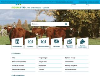 schijndel.nl screenshot