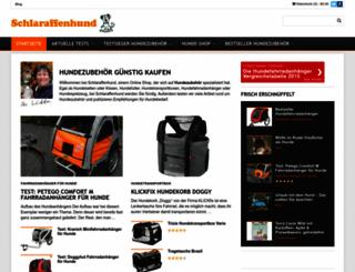 schlaraffenhund.de screenshot