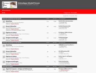 schmalspur-modell.at screenshot