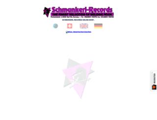 schmankerl-records.com screenshot