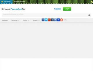 schoener-fernsehen.org screenshot