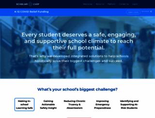 scholarchip.com screenshot
