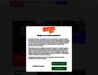 scholieren.com screenshot