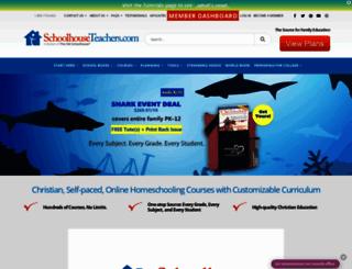 schoolhouseteachers.com screenshot