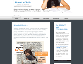 schoolsforministry.org screenshot