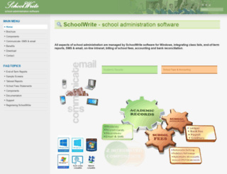 schoolwrite.com screenshot