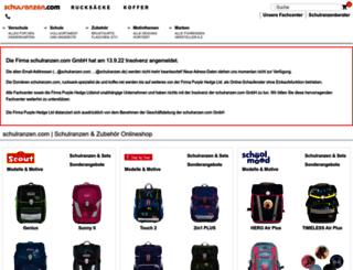 schulranzen.com screenshot