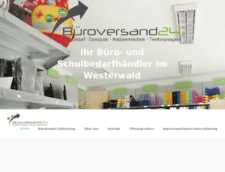schulversand24.com screenshot