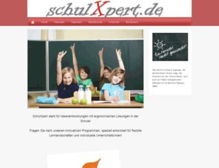 schulxpert.de screenshot