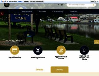 schuylkillhaven.org screenshot