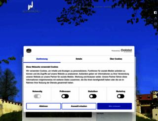 schwangau.de screenshot