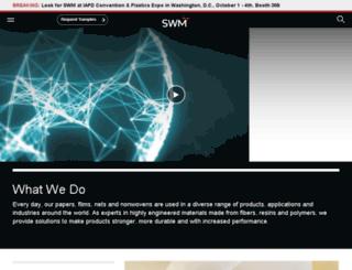 schweitzer-mauduit.com screenshot