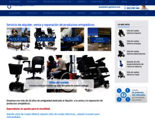 sci-geriatria.com screenshot