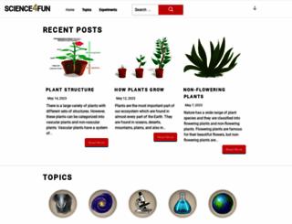 science4fun.info screenshot