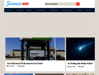 scienceabc.com screenshot